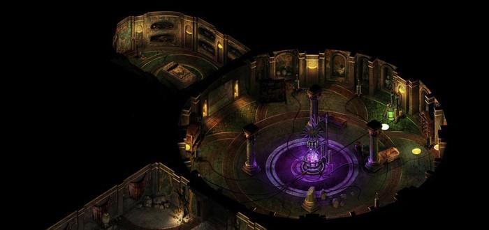 Project Eternity: новый скриншот