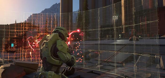 В Halo Infinite не будет полноценного открытого мира