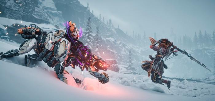 Horizon: Zero Dawn на PC — это не отладочная версия игры