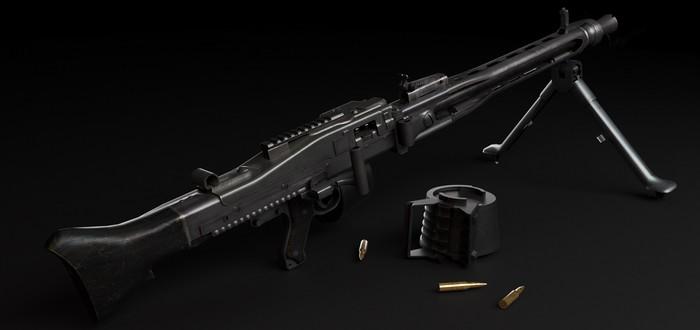 Пулемет MG3 и отвлекающая граната — детали будущего апдейта PUBG