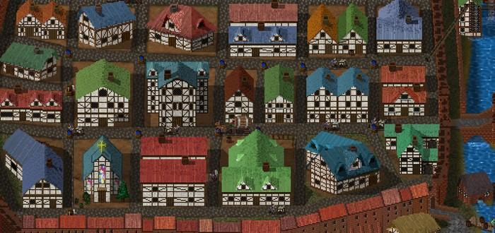 Waterworks! — бесплатная карточная браузерная стратегия про средневековый город