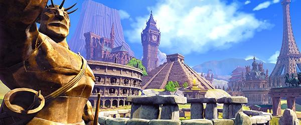 Анонс Civilization Online, первый трейлер, детали и скриншоты