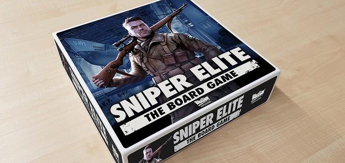 В настольной игре по Sniper Elite будет Гитлер, раненный в мошонку
