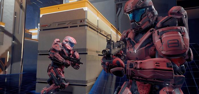 Моддер воссоздал геймплей Halo Infinite в Halo 5