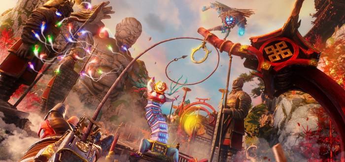 Разработчики Shadow Warrior нашли издателя для новой игры