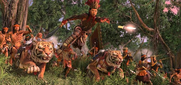 Анонсировано дополнение The Furious Wild для Total War: THREE KINGDOMS