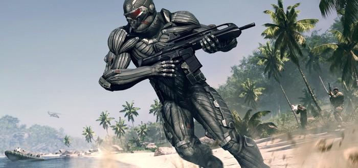 Переиздание Crysis может выйти уже в эту пятницу