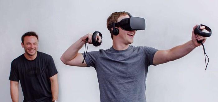 Владельцев Oculus VR обяжут завести профиль в Фейсбуке