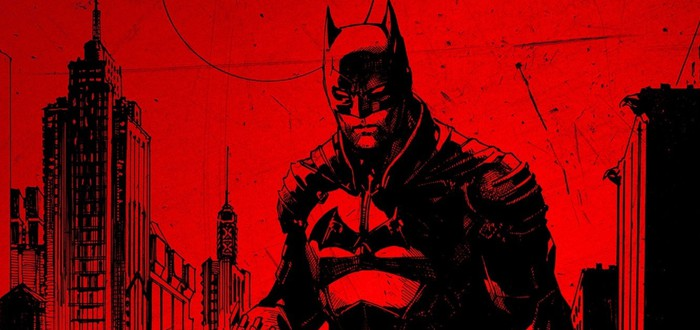 "Мэтт Ривз представил логотип и арт ""Бэтмена"" с Робертом Паттинсоном"