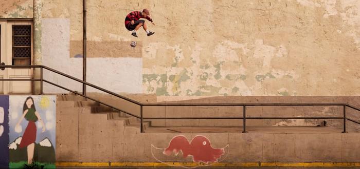 Релизный трейлер ремейка Tony Hawk's Pro Skater 1+2, игра займёт около 60 ГБ