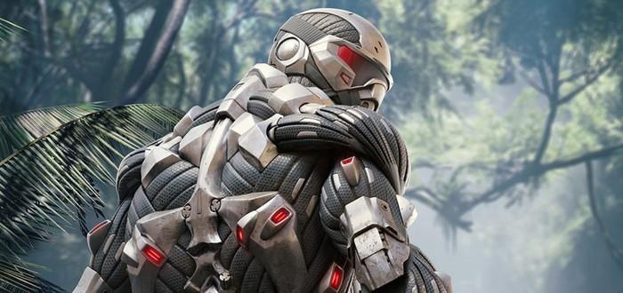 В переиздании Crysis на PS4 Pro и Xbox One X будет работать трассировка лучей