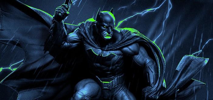 Прямой эфир с анонса игр Batman и Suicide Squad на DC Fandome