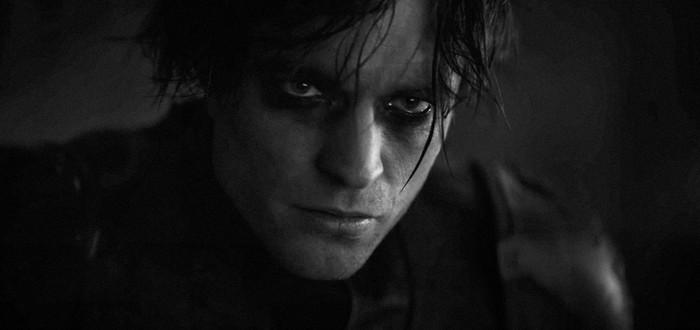 """Первый трейлер """"Бэтмена"""" с Робертом Паттинсоном в роли Брюса Уэйна"""