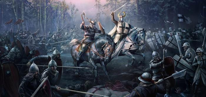 Управление армиями в новом трейлере Crusaders Kings 3