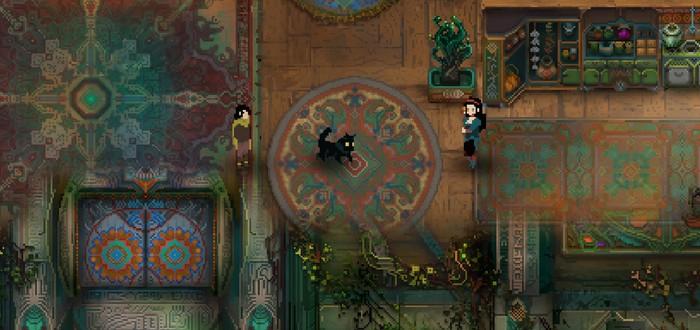 Для Children of Morta вышло благотворительное DLC про животных