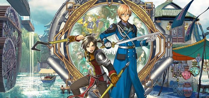 Тизер геймплея Eiyuden Chronicle: Hundred Heroes, собравшей $3.5 миллиона на Kickstarter