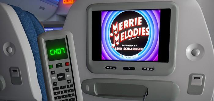 Шесть часов на борту в трейлере симулятора пассажира Airplane Mode