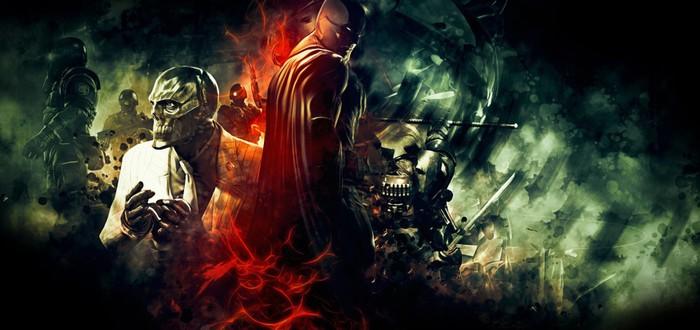 Геймплей мультиплеера Batman Arkham Origins. Бета версия.