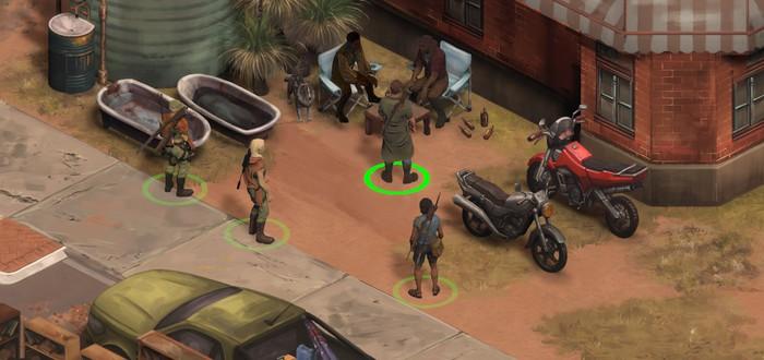 Новый геймплейный трейлер изометрической ролевой игры Broken Roads