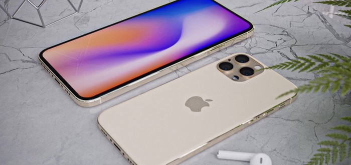 Инсайдер: iPhone 12 Pro все-таки получит экран в 120 Гц