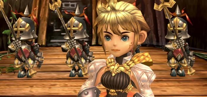 Видеосравнение с оригиналом и геймплей ремастера Final Fantasy Crystal Chronicles