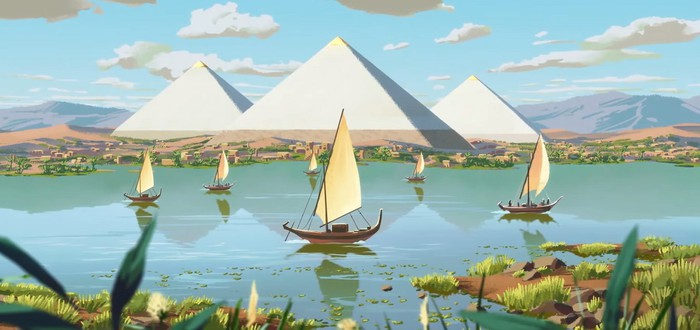 Первый трейлер ремейка Pharaoh: A New Era  — градостроительной стратегии про Древний Египет