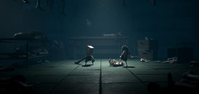 Первые 15 минут геймплея Little Nightmares 2