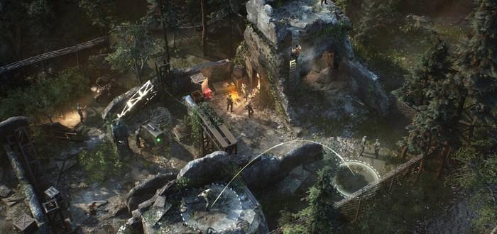 Первый трейлер военной тактической игры War Mongrels