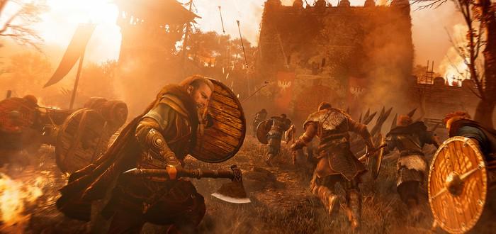 Мифический пес и пчеловод — новый геймплей Assassin's Creed Valhalla и Watch Dogs: Legion