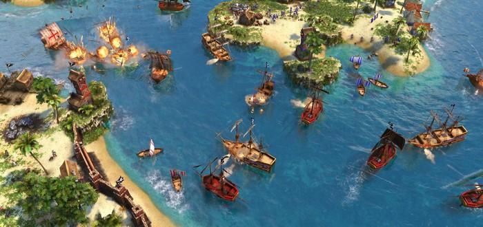 Геймплей Age of Empires 3: Definitive Edition