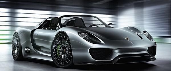 Серийный супергибрид Porsche