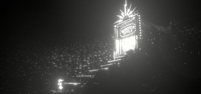 Сказка о современном мире — первый трейлер черно-белого платформера White Shadows