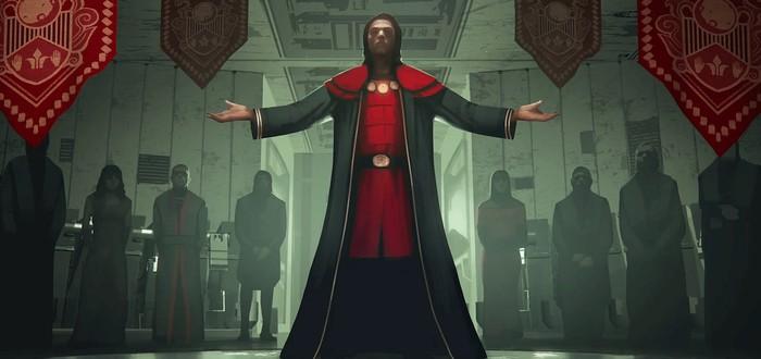Новый трейлер 4X-стратегии Star Dynasties — Crusaders Kings в космическом сеттинге