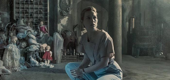 """Тизер-трейлер второго сезона """"Призраков дома на холме"""""""
