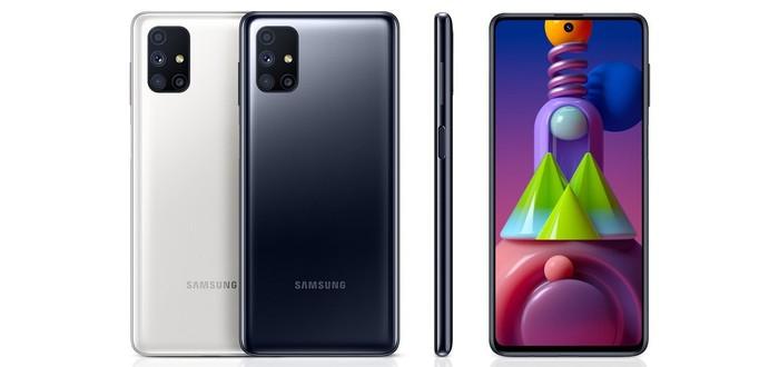 Snapdragon 730 и 7000 мАч — Samsung представила бюджетный Galaxy M51