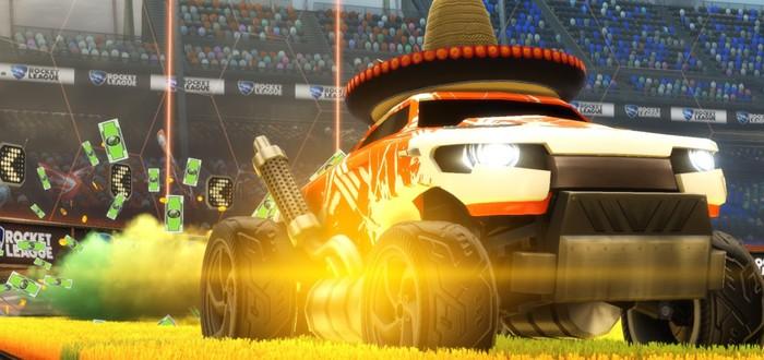 Rocket League скоро не будет требовать PS Plus и NS Online