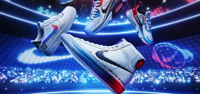 Nike выпустит совместную одежду и обувь с League of Legends
