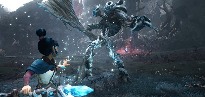 Kena: Bridge of Spirits стала темой журанала Gameinformer