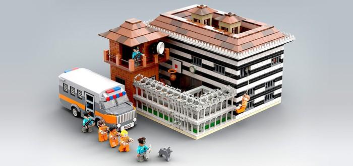 Создатель китайской копии LEGO получил шесть лет тюрьмы