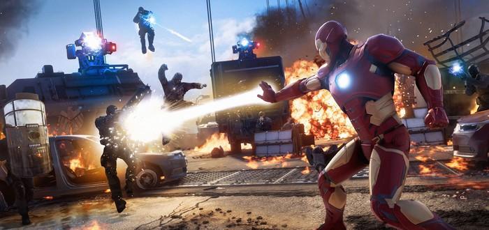 Оценки Marvel's Avengers — на уровне Destiny 2 и The Division 2