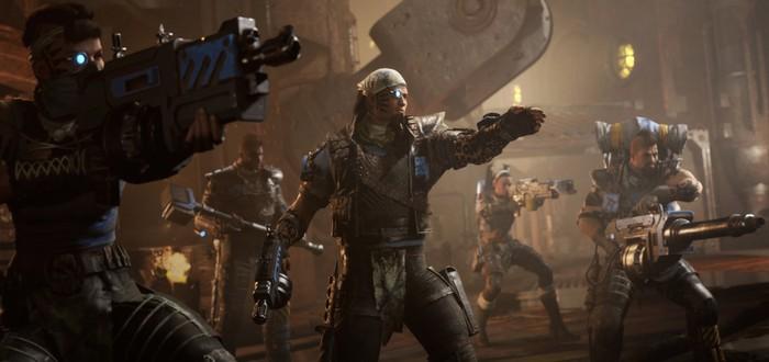 Дом Орлок в новом трейлере Necromunda: Underhive Wars