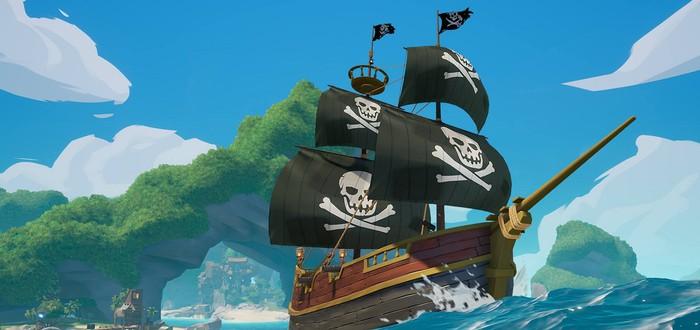 Пиратские дела и морские сражения — королевская битва Blazing Sails выходит в раннем доступе