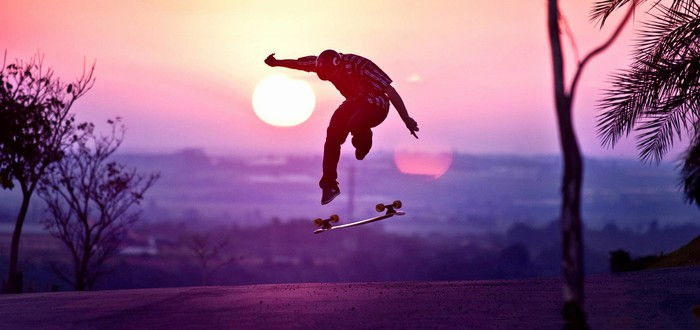 Энтузиасты сделали скейтборд, который сам делает кикфлип