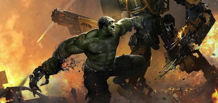 Золотой гусь: Обзор Marvel's Avengers