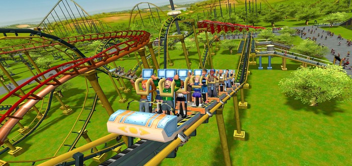 RollerCoaster Tycoon 3: Complete Edition выйдет 24 сентября на PC и Switch