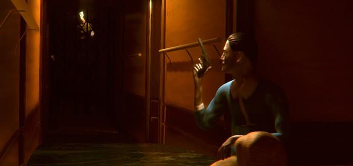 Выживание на тонущем судне с призраком — новый трейлер хоррора Under