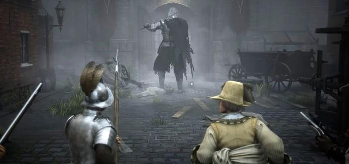 Анонсирована Black Legend — пошаговая RPG-стратегия в мрачном сеттинге Шотландии 17 века