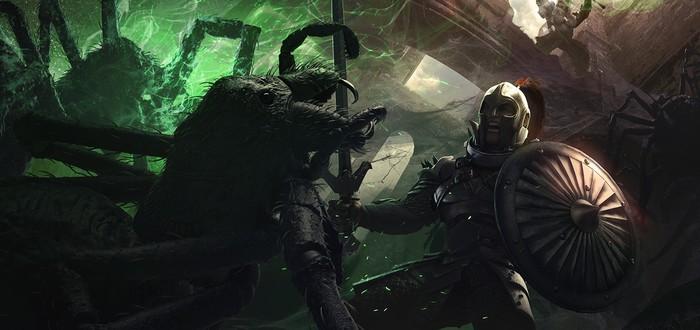 Solasta: Crown of the Magister выйдет в раннем доступе Steam 20 октября