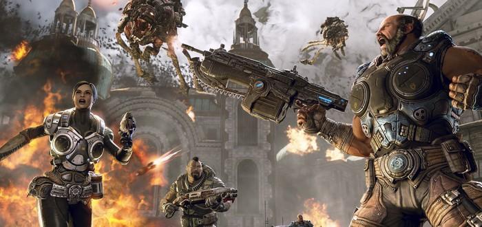 Gears Tactics выйдет на всех консолях Xbox 10 ноября