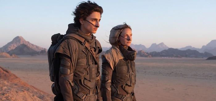 """СМИ: Warner Bros. раздумывает о переносе премьер """"Чудо-женщины 1984"""" и """"Дюны"""""""